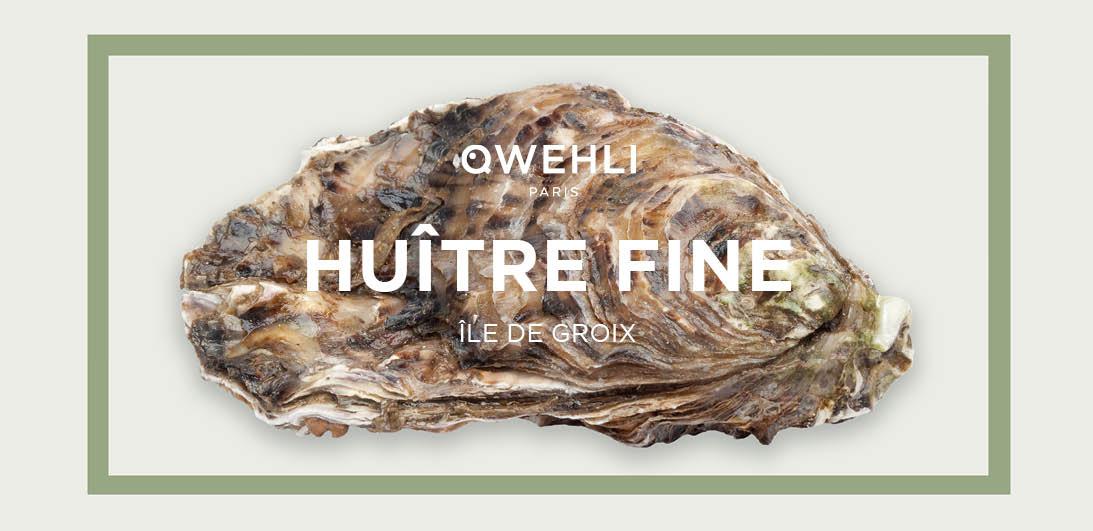 huître fine